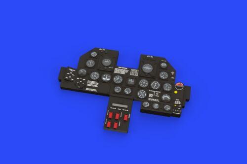 Nouveau Eduard 634010 1:32 Republic P-47D Thunderbolt löök Set