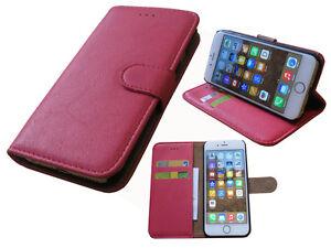 Movil-Funda-Cubierta-Protectora-Para-Apple-iPhone-6-Cuero-Interior-Estuche
