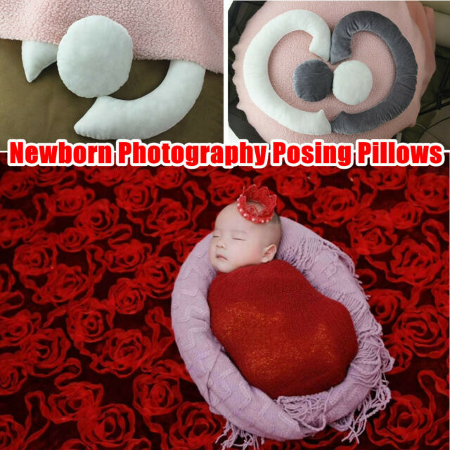 Wedge Shaped Baby Cushion Photography Posing Newborn Pillow Props Accessories