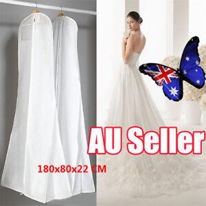Extra-Large-Wedding-Dress-Bridal-Gown-Garment-Breathable-Cover-Storage-Bag-BK