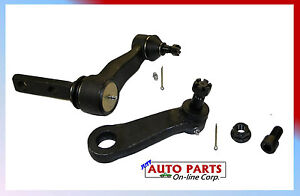 New 2 Pc Steering Idler Pitman Arm for 2WD Models