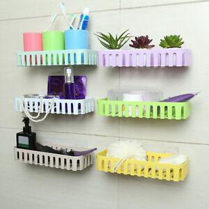 CG-KQ-Bathroom-Wall-Storage-Shower-Rack-Shelf-Organiser-Basket-Cup-Tidy-Suctio