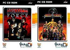 fighting force & mortal kombat 4