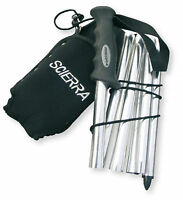 Scierra Wading Staff Stick For Fly Fishing + Pouch