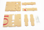 Digital-Transistor-Tester-Diode-Triode-Capacitance-ESR-Meter-MOS-PNP-NPN-LCR-128 thumbnail 12