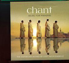 The Cistercian Monks Of Stift Heiligenkreuz / Chant - Music For Paradise - MINT