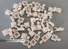 LEGO  Star Wars Creator 9 Stk Platte 2 x 2 rund 4032 rot braun 4211159   NEU