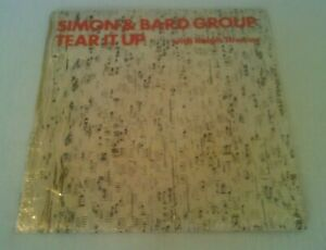 SIMON & BARD GROUP WITH RALPH TOWNER - TEAR IT UP LP MINT SEALED!!! ORIGINAL U.S