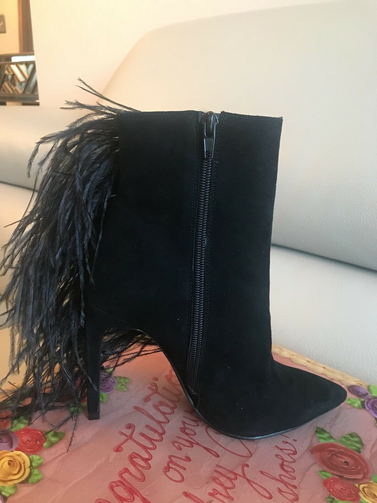 """Men's/Women's Jeffrey Campbell """"Vain"""" booties High quality and low overhead Cheaper than the price negotiation"""