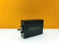 Kampl Microwave 5ed40 2780t834 Oo Sma F F Interdigital Filter Tested