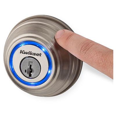 NEW Kwikset Kevo Wireless Enabled Deadbolt Lock