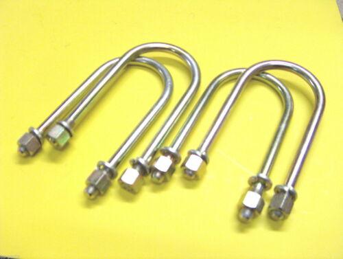 Blattfeder Federbügel für Suzuki SJ413 Vorderachse passend U-Bügel