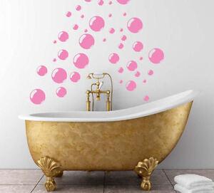 Vinilos Decorativos Burbujas.Detalles De Vinilo Decorativo Pared Bano Coche Decoracion Burbujas Varios Tamanos Colores