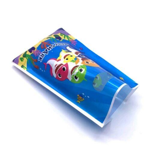Baby Shark 10 pochettes Loot Sacs Traiter Sacs Faveur Sacs