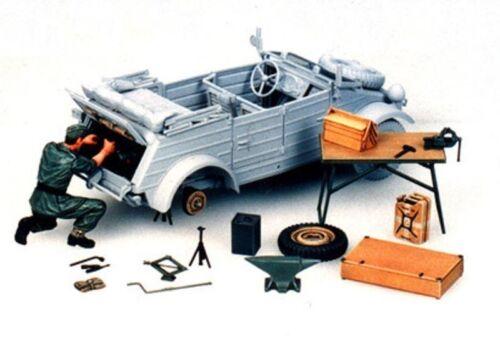 Tamiya Kübelwagen Motorinstandsetzungs-Set 1:35-300035220