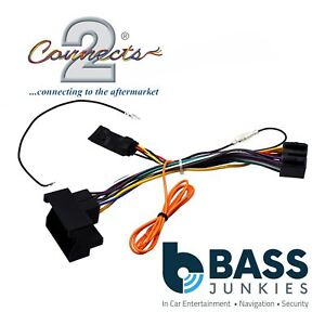 mercedes vito 2007 on car stereo quadlock wiring harness ignition rh ebay co uk mercedes vito headlight wiring diagram mercedes vito radio wiring diagram