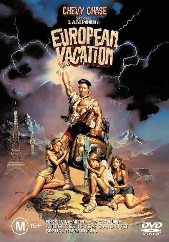 1 of 1 - National Lampoon's European Vacation - DVD LIKE NEW FREE POST AUS REGION 4