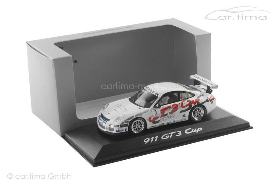 Porsche 911 (997)  GT3 Cup Asia 2006-Excl. Porsche Japan-Minichamps 1 43 -  à vendre en ligne