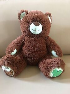 "Build a Bear 12"" Soft Brown Thin Mints Cookie Girl Scouts Plush Bear"