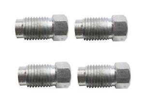 4-X-Male-Frein-Pipe-Nuts-connecteur-7-16-034-UNF-20Tpi-menuisier