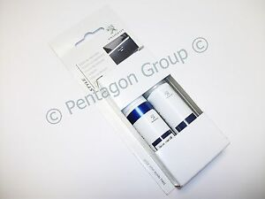 Nuevo-Original-Peugeot-Retoque-Pintura-Kit-de-lapices-Azul-Recife-agean-KMF