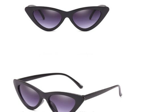 BUY ONE GET ONE FREE Women/'s Cateye Sunglasses 2018 Thin Cat Eye Frame UV 400