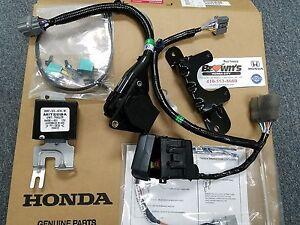 new genuine honda pilot 7 pin trailer harness kit 2012 2015 08l91 rh ebay com 2011 Honda Pilot Trailer Wiring Harness 2011 Honda Pilot Wiring Harness