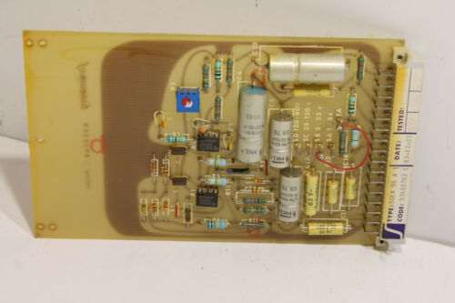Details about  /Stromberg SGEA 59 A1 Circuit Board 53410782