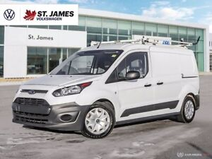 2017 Ford Transit Connect XL, One Owner, Backup Camera, Cruise Control