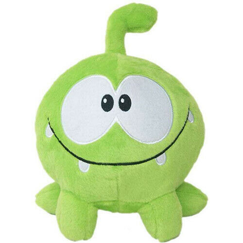 """8/""""//20CM Kawaii Game Cut The Rope Hungry Om Nom Plush Doll Toy Animal Doll Gift"""