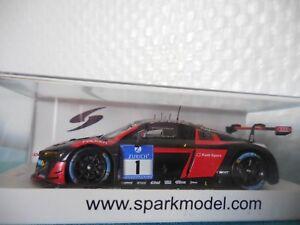 1/43 Audi R8 Lms # 1 24h Nurburgring 2016 Spark