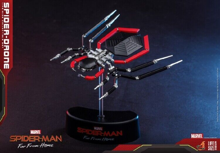Caliente giocattoli 1 1 SPIDER-Drone modello Magnet w    Ste LMS011 Spideruomo F Collection fc421b
