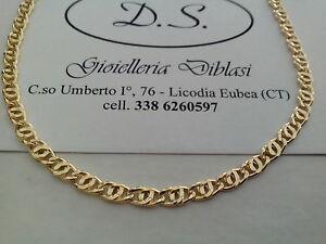 BELLISSIMA-COLLANA-IN-ORO-GIALLO-oro-18kt-titolo-750-necklace-gold
