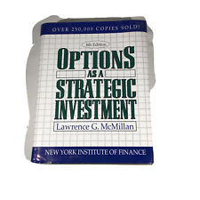 Options as a strategic g investment
