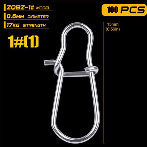 12mm-33.5mm fischerei hängen an verbinder fass schwenk schnell schloss