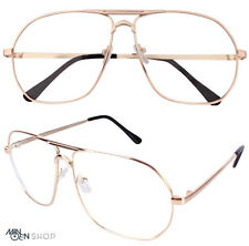 09fd1dc3b07 item 3 Rose Gold Clear Lens Flat Top Metal Frame Pilot Glasses Wire Trendy  Unisex -Rose Gold Clear Lens Flat Top Metal Frame Pilot Glasses Wire Trendy  ...