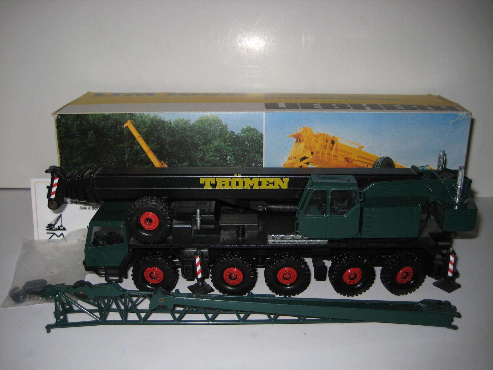 Liebherr LTM 1090 AUTO GRU thömen  2085 Conrad 1 50 OVP