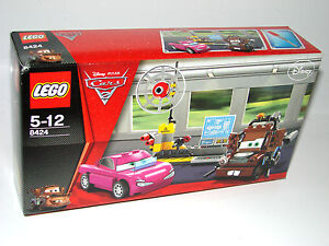 Lego® Cars 8424 Crochets Agentenzentrale Neu Ovp_ Mater Espion Zone Nouveau Misb Nrfb
