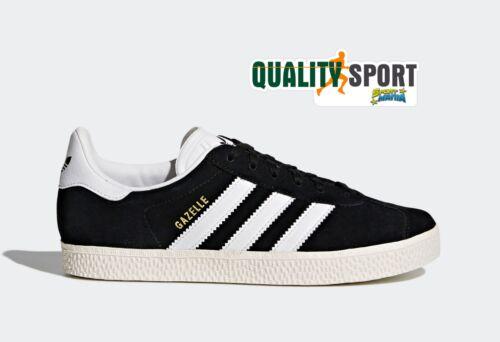 Sport Bb2502 Gazelle Zapatillas Mujer 2019 Negro Zapatos Adidas Zapatos Niño xwA0AP
