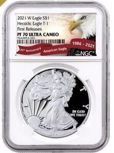 2021 Canada Peace Dollar 1-oz Silver Ultra High Relief