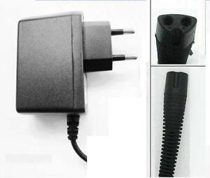 EU Charger Power Lead for Braun Electric Shaver Series 5 5030S 5040S 5090CC