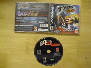 Tyco R/C: Assault With a Battery  (PlayStation, 2000)