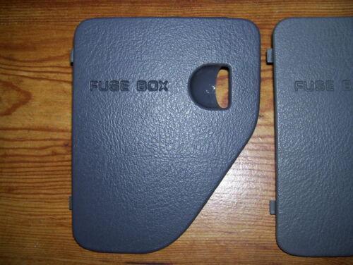 94-97 DODGE RAM PICKUP TRUCK FUSE BOX ACCESS DOOR LID COVER 1500 2500 3500 DGRAY