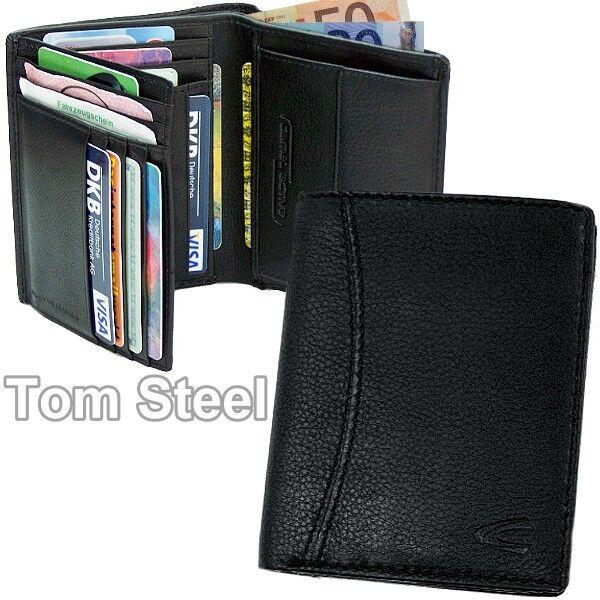 CAMEL ACTIVE Portemonnaie Geldbeutel Brieftasche Geldbörse Purse Leather Wallet