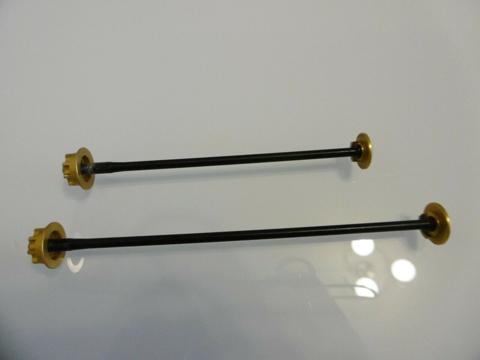 Tune Quick  Release Skewers Width 100 135mm 1 Pair 18g NOS