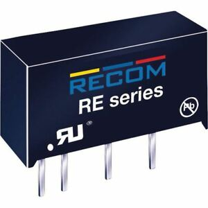Recom-10003047-RE-0515S-P-1W-DC-DC-convertisseur-5V-in-15V-Out