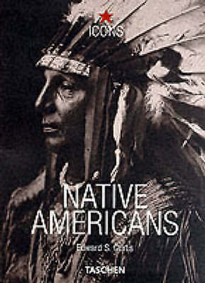 1 of 1 - Curtis, Edward, Native Americans (Icons Series), Very Good Book