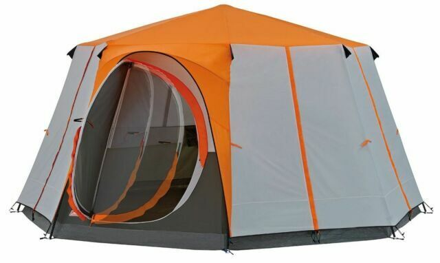 coleman camping tent 8 person