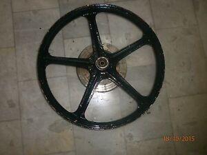 rim 18 år kawasaki ar 125 50 80 kh 100 kh100 front wheel rim mag cast 18
