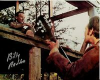 BILLY REDDEN signed DELIVERANCE 8x10 w/ coa DUELING BANJOS SCENE in-person PROOF